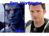 Jake Sam Worthington