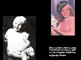 She was born Norma Jeane Mortenson on June 1, 1926 in Los Angeles, California, to Gladys Baker.
