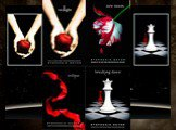 Contest. Twilight saga film consists of 4 parts: Twilight New Moon Eclipse Breaking dawn