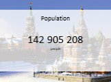 Population 142 905 208 people