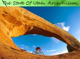 The State Of Utah. Arch Wilson