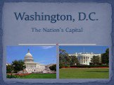The Nation's Capital