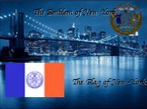 The Emblem of New York The Flag of New-York