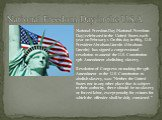 National Freedom Day in the U.S.A. National Freedom Day (National Freedom Day) celebrated in the United States each year on February 1. On this day in 1865, U.S. President Abraham Lincoln (Abraham Lincoln) has signed a congressional resolution to amend the U.S. Constitution 13th Amendment abolishing