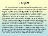 The Sheridan family is preparing to host a garden party. Laura is supposed to be in charge, but has trouble with the workers who appear to know better, and her mother (Mrs. Sheridan) has ordered lilies to be delivered for the party without Laura's approval. Her sister Jose tests the piano, and then