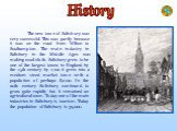 The new town of Salisbury was very successful. This was partly because it was on the road from Wilton to Southampton. The main industry in Salisbury in the Middle Ages was making wool cloth. Salisbury grew to be one of the largest towns in England by the 15th century by 1700 it grew into a medium si