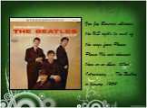 Vee Jay Records obtained the US rights to most of the songs from Please Please Me and released them on an album titled Introducing ... The Beatles in January 1964.