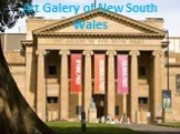 Art Galery of New South Wales