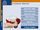 RESCUE BREATHS